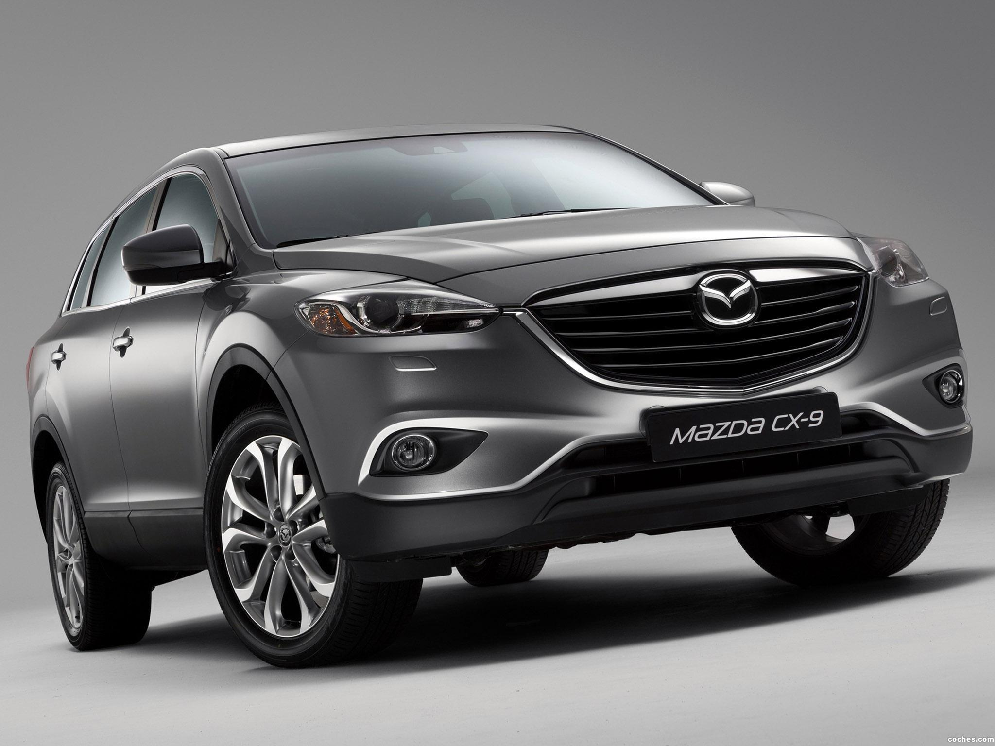 fotos de mazda cx 9 europe 2013. Black Bedroom Furniture Sets. Home Design Ideas