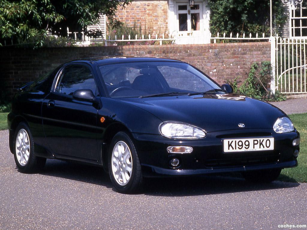 Fotos De Mazda Mx 3 Uk 1991