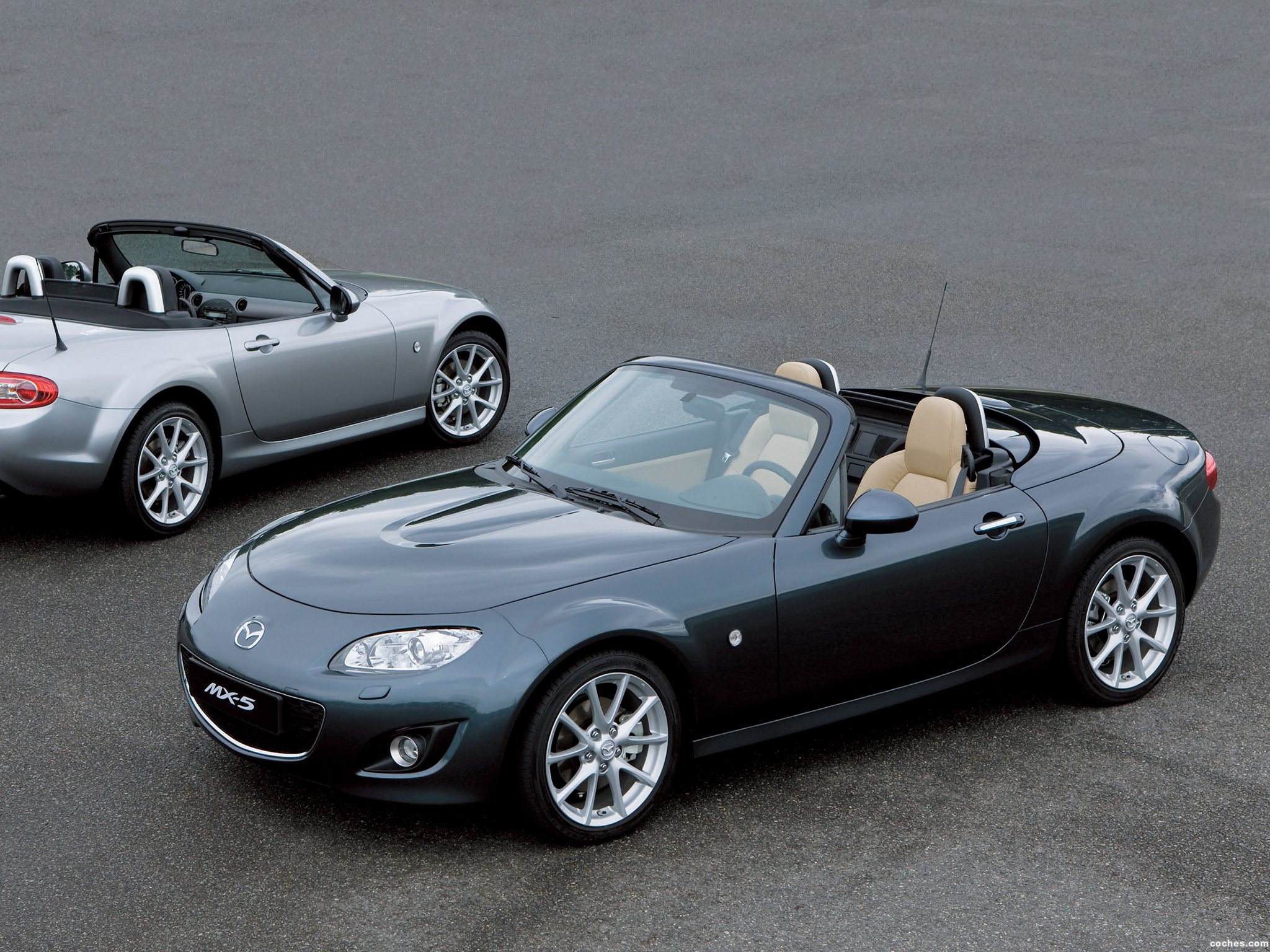 fotos de mazda mx 5 roadster coupe 2008. Black Bedroom Furniture Sets. Home Design Ideas