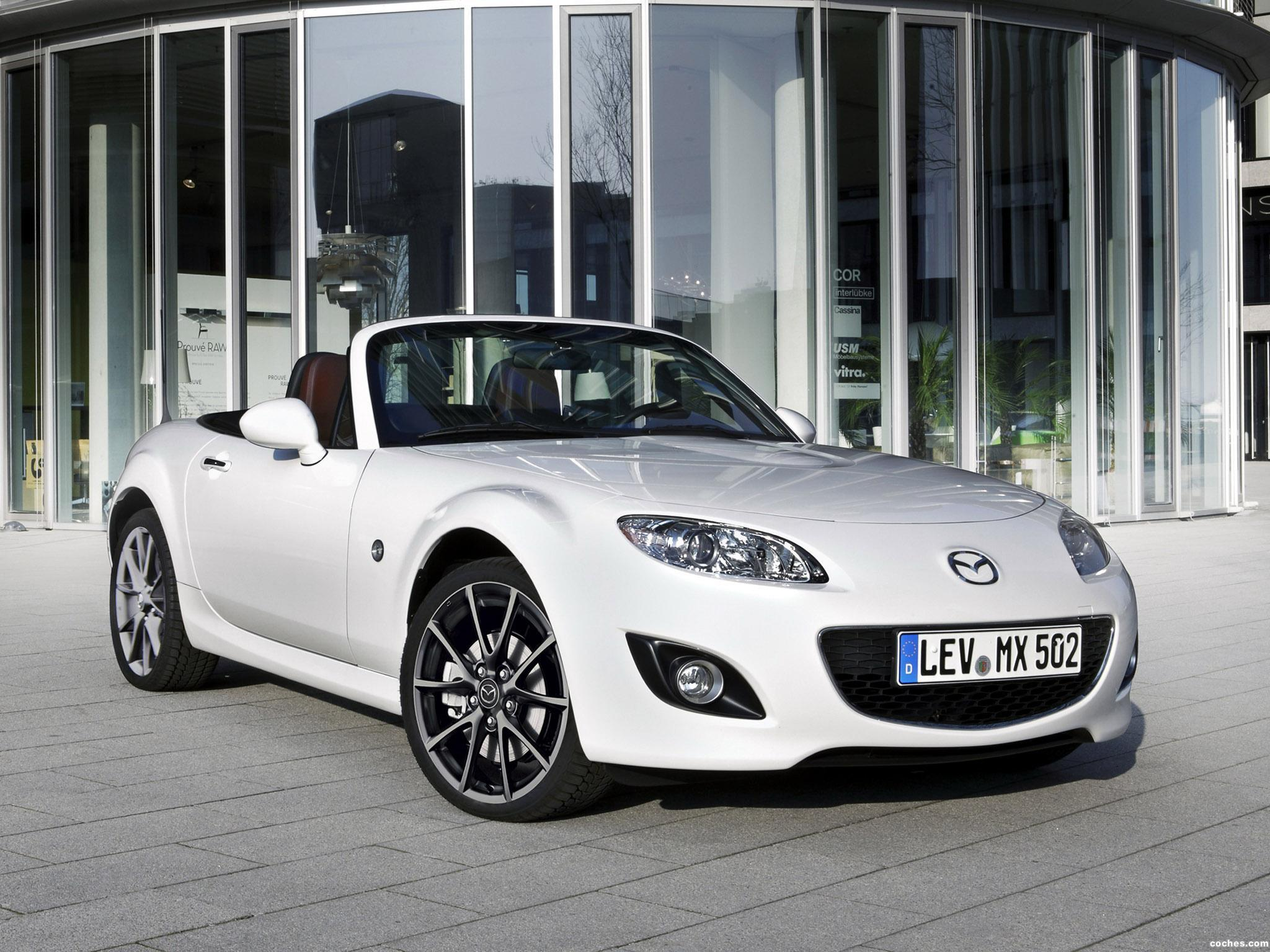 fotos de mazda mx 5 roadster hamaki nc 2012. Black Bedroom Furniture Sets. Home Design Ideas