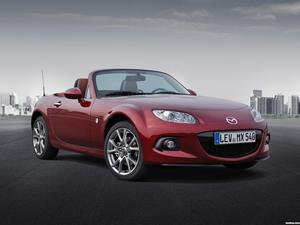 Mazda MX-5 Roadster Spring Edition 2013
