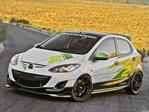 Mazda Turbo 2 Concept 2011