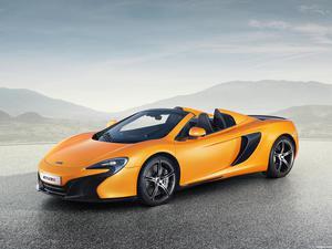 McLaren 650S Spyder 2014
