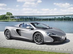 McLaren MSO 650S Spider Concept 2014