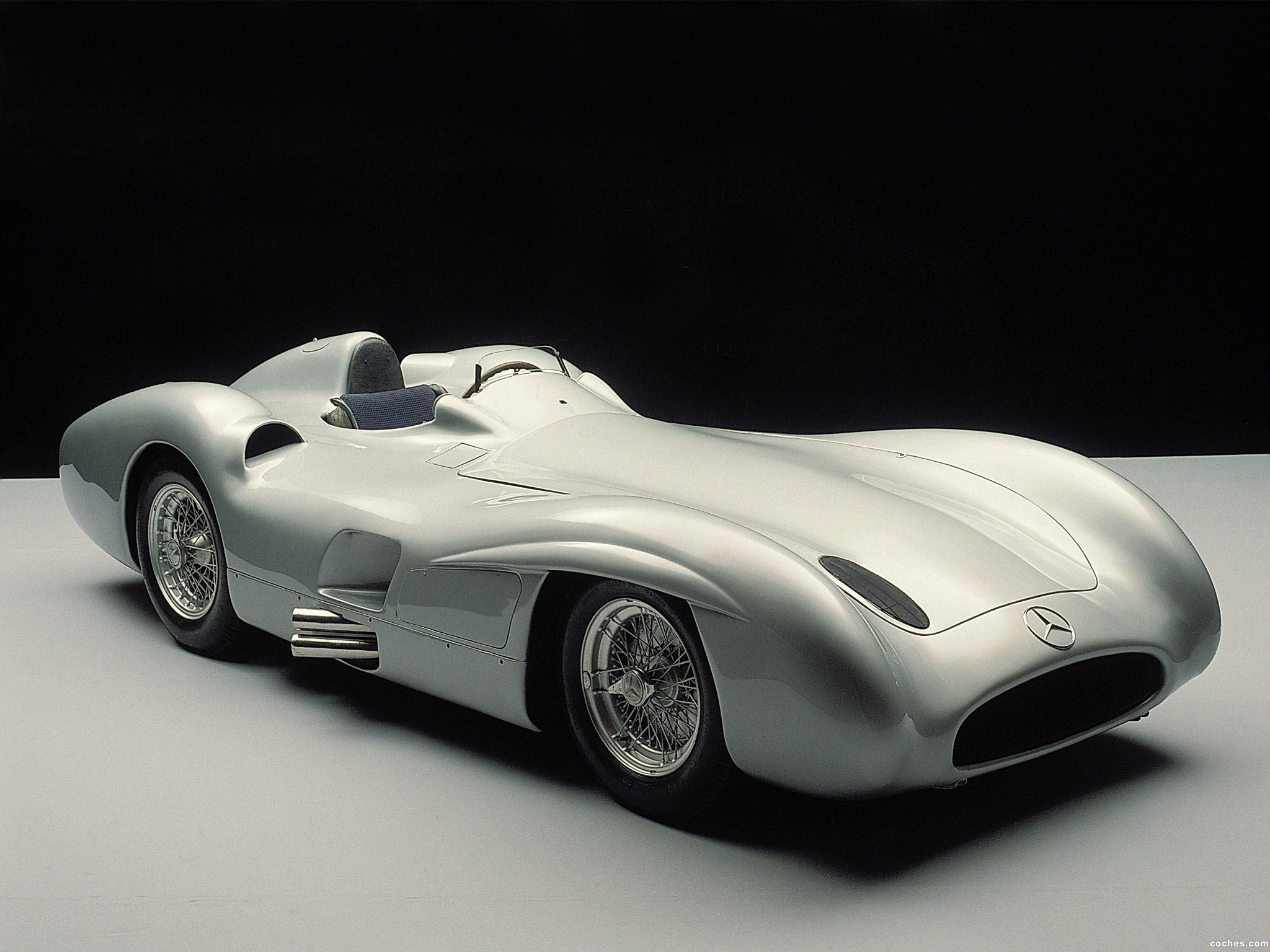 Fotos De Mercedes 300 Slr Streamliner W196r 1954