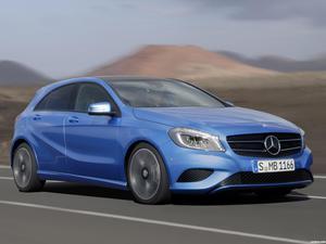 Mercedes Clase A A180 CDI 2012