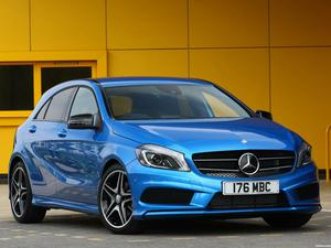 Mercedes Clase A A200 CDI Style Package W176 UK 2012