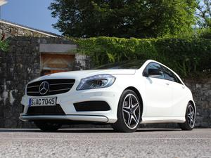 Mercedes Clase A A200 CDI AMG Sport Package W176 2012