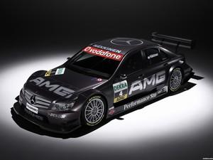 Mercedes Clase C AMG DTM 2007