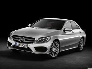 Mercedes Clase C C250 AMG Line W205 2014
