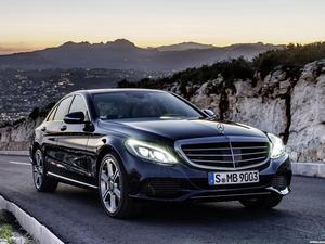 Mercedes Clase C  C300 Bluetec Hybrid Exclusive Line W205 2014