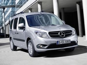Mercedes Citan Delivery Van 109 CDI 2012