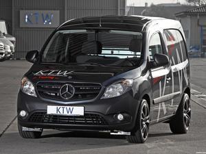 Mercedes Citan KTW 2012