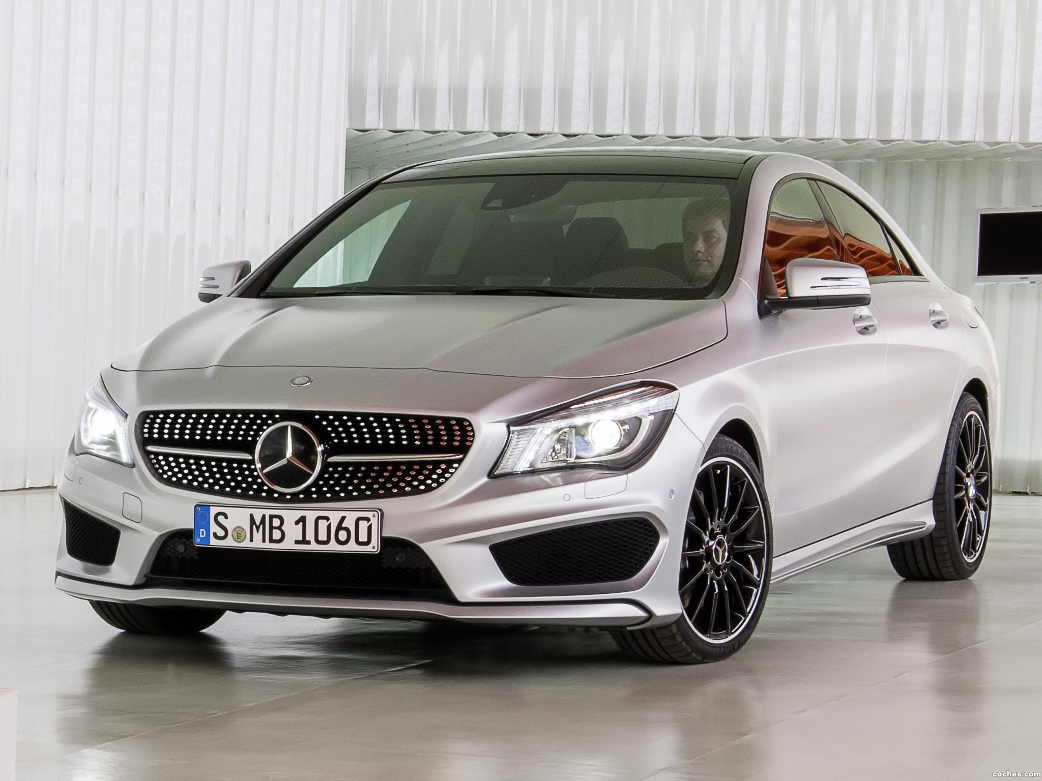 fotos de mercedes clase cla 250 amg sports package edition 1 c117 2013. Black Bedroom Furniture Sets. Home Design Ideas