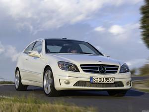 Mercedes CLC 2008