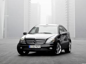 Mercedes Clase CLC Kompressor 2008