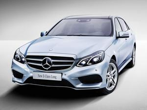 Mercedes Clase E Long W212 China 2013