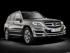 Mercedes GLK 250 BlueTEC 4MATIC 2012