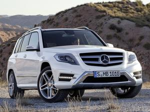 Mercedes GLK 350 4MATIC BlueEFFICIENCY 2012