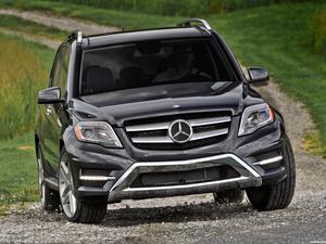 Mercedes Clase GLK 350 USA X204 2012