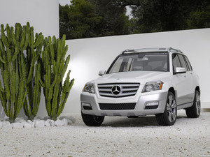 Mercedes Clase GLK Freeside Concept 2008