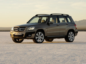 Mercedes Clase GLK Off Road Package 2008