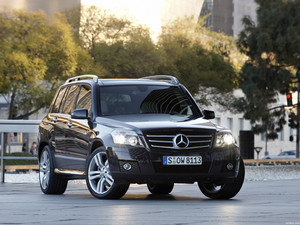 Mercedes Clase GLK Sports Package 2008