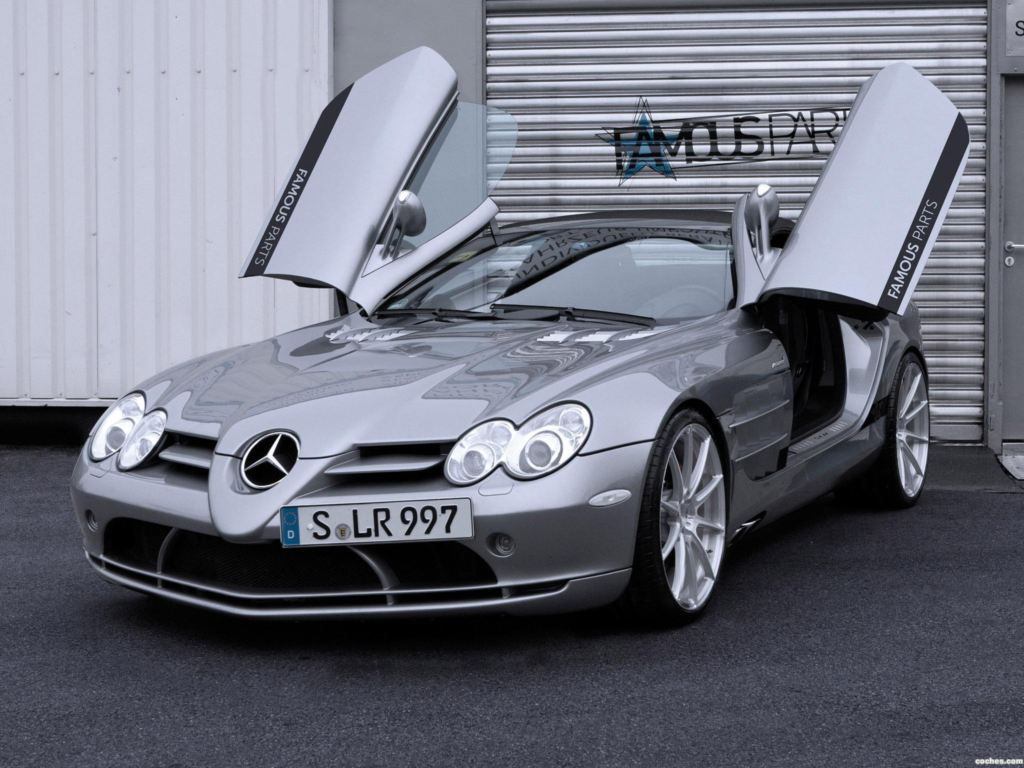 Fotos De Mercedes Slr Mclaren Roadster Famous Parts 2013