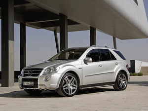 Mercedes Clase M ML63 AMG Facelift 2008