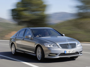 Mercedes Clase S S500 AMG SportsPackage 2009