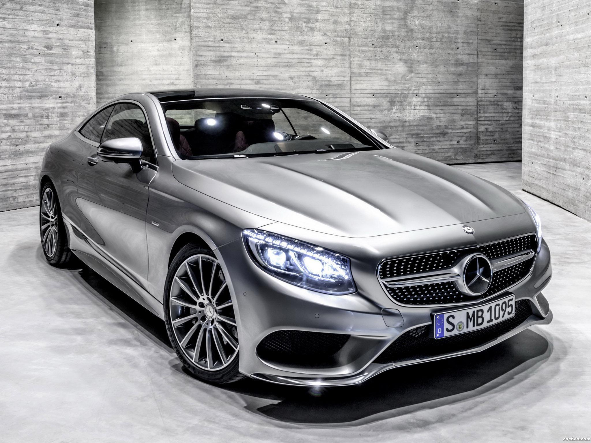 fotos de mercedes s500 coupe amg sports package edition 1. Black Bedroom Furniture Sets. Home Design Ideas