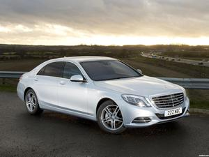 Mercedes Clase S S350 BlueTec W222 UK 2013