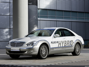 Mercedes Clase S Vision S500 Plug in Hybrid 2009