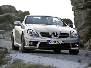 Mercedes SLK AMG 2008