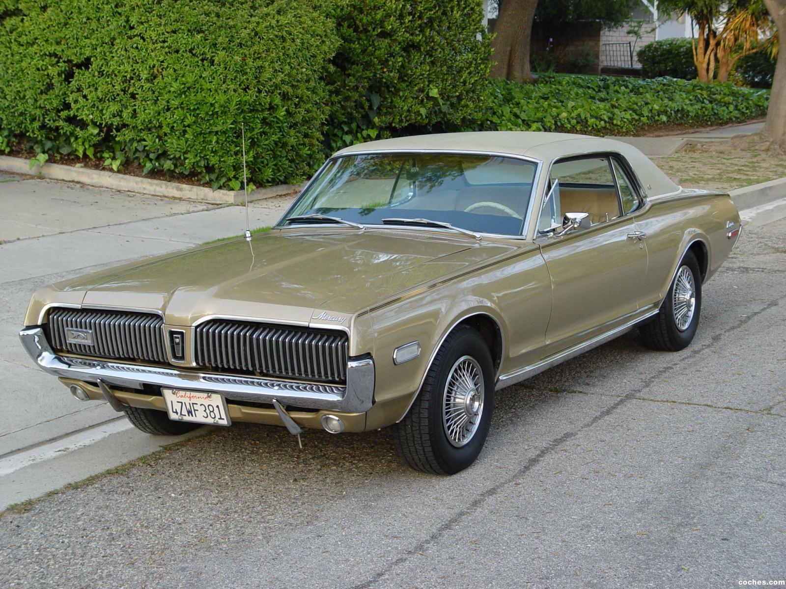 Fotos De Mercury Cougar Xr 7 1968