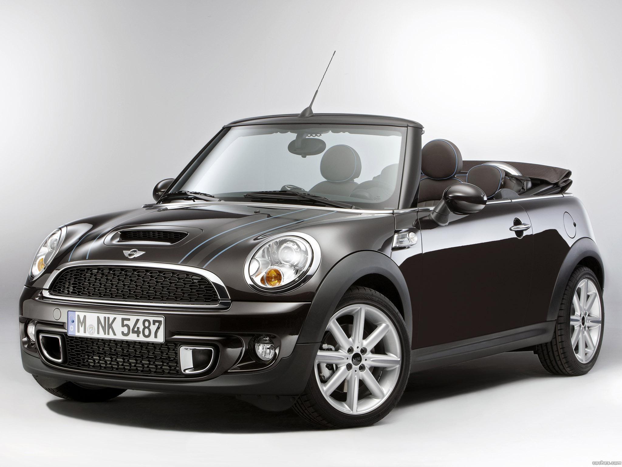 fotos de mini cooper s cabrio highgate 2012. Black Bedroom Furniture Sets. Home Design Ideas