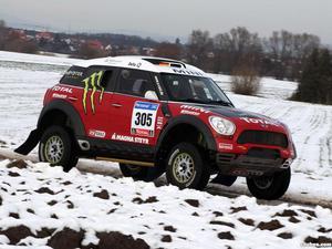 Mini Countryman ALL4 Dakar 2010