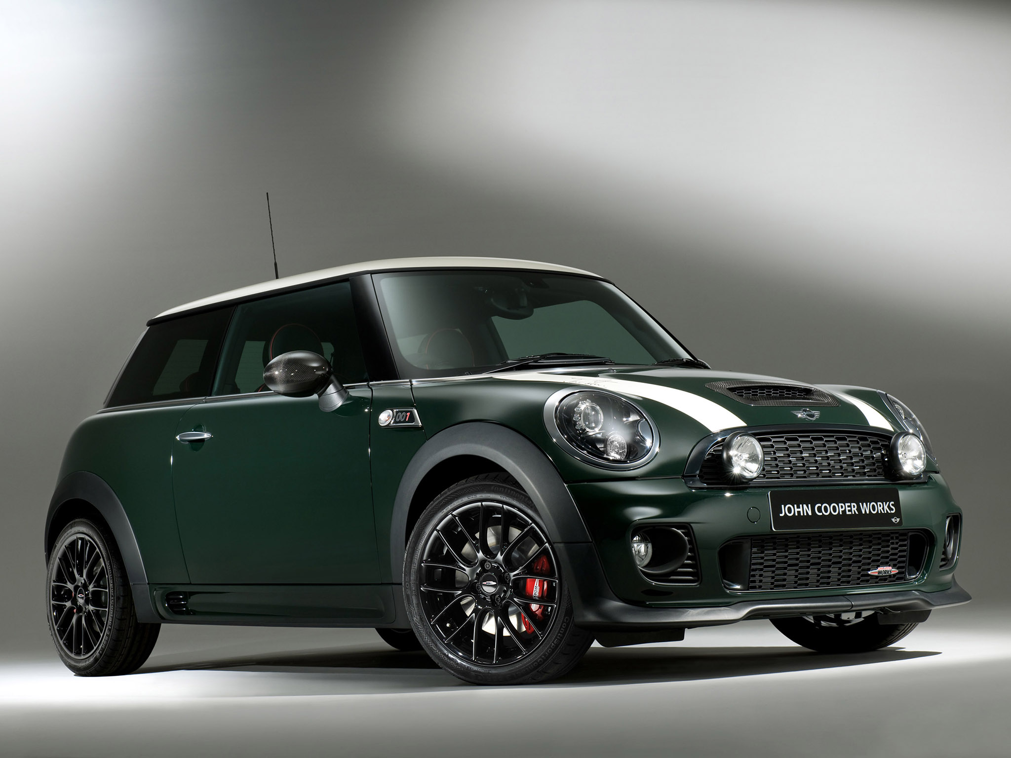 fotos de mini john cooper works world championship 50 2009. Black Bedroom Furniture Sets. Home Design Ideas