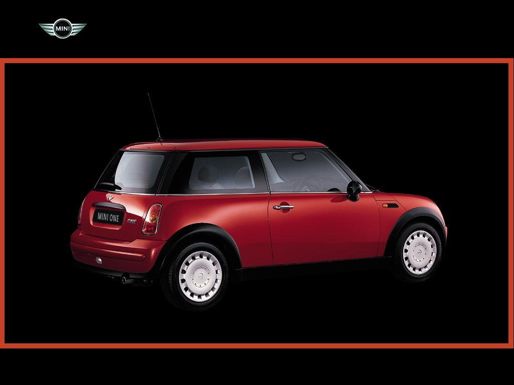 fotos de mini cooper one 2001. Black Bedroom Furniture Sets. Home Design Ideas