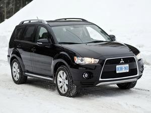 Mitsubishi Outlander USA 2009