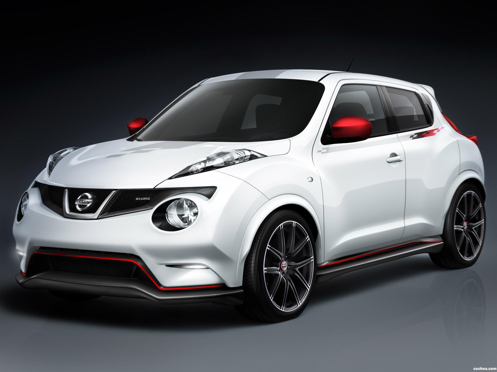 Fotos De Nissan Juke Nismo 2011 Foto 10