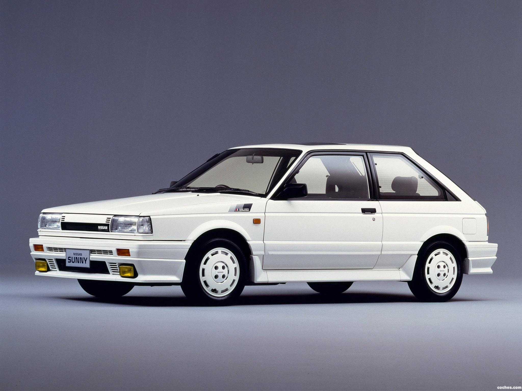 Fotos de Nissan nismo Sunny 305Re B12 1985