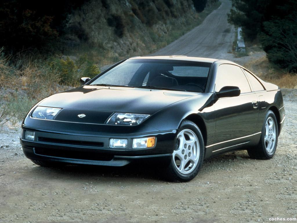 Fotos De Nissan 300zx T Top Z32 Usa 1990