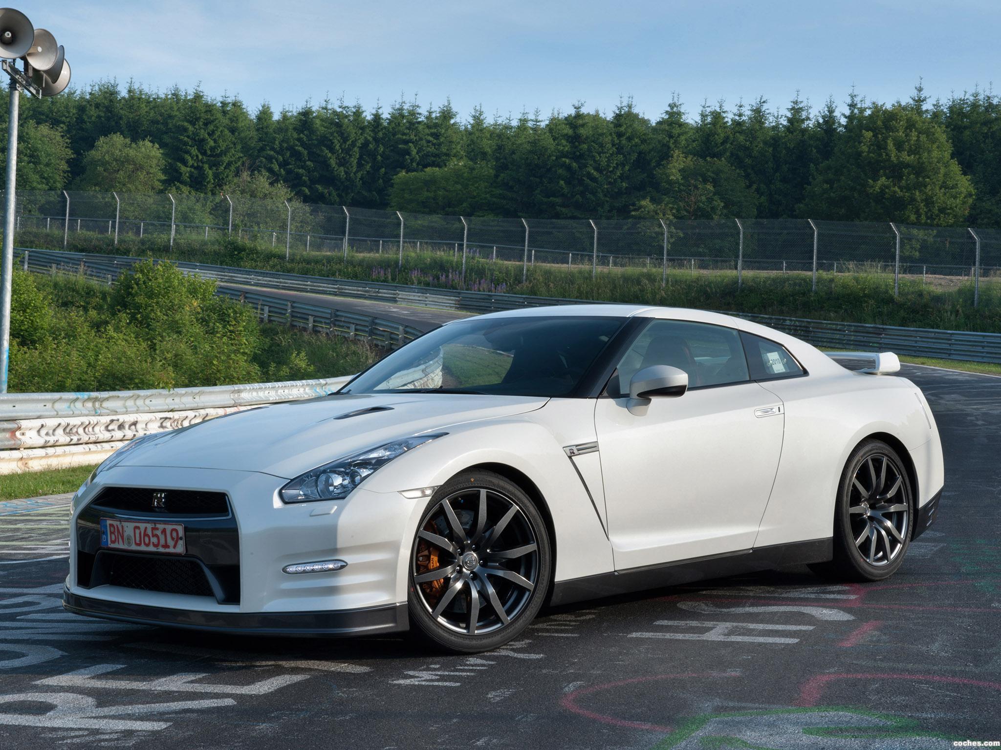 Fotos De Nissan Gt R 2010