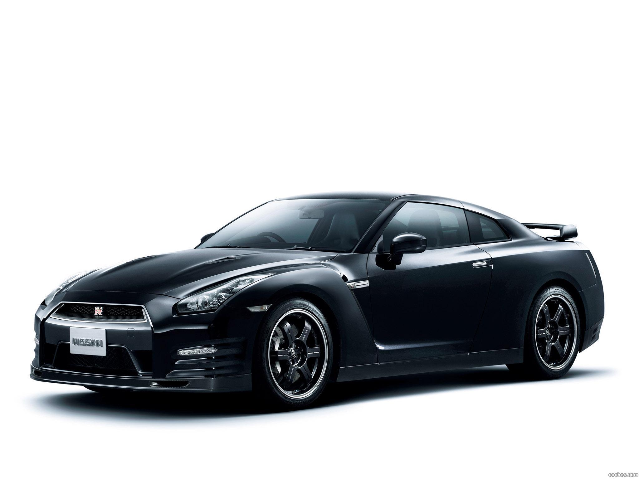 Nissan Gtr Precio >> Fotos de Nissan GT-R Spec-V 2010