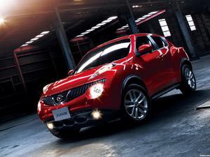 Nissan Juke Japan 2010