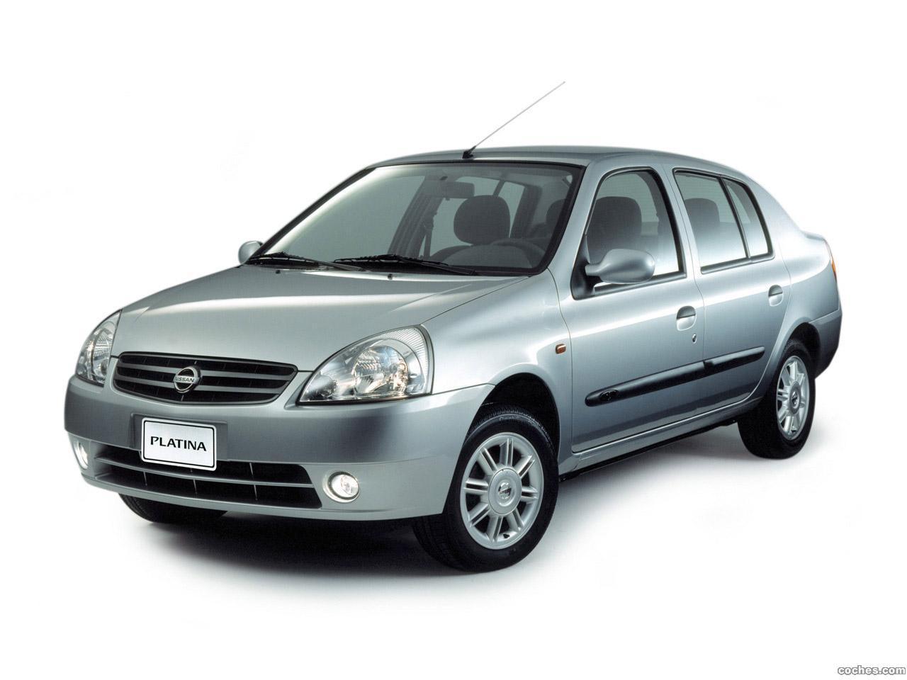 Nissan 2018 >> Fotos de Nissan Platina 2002