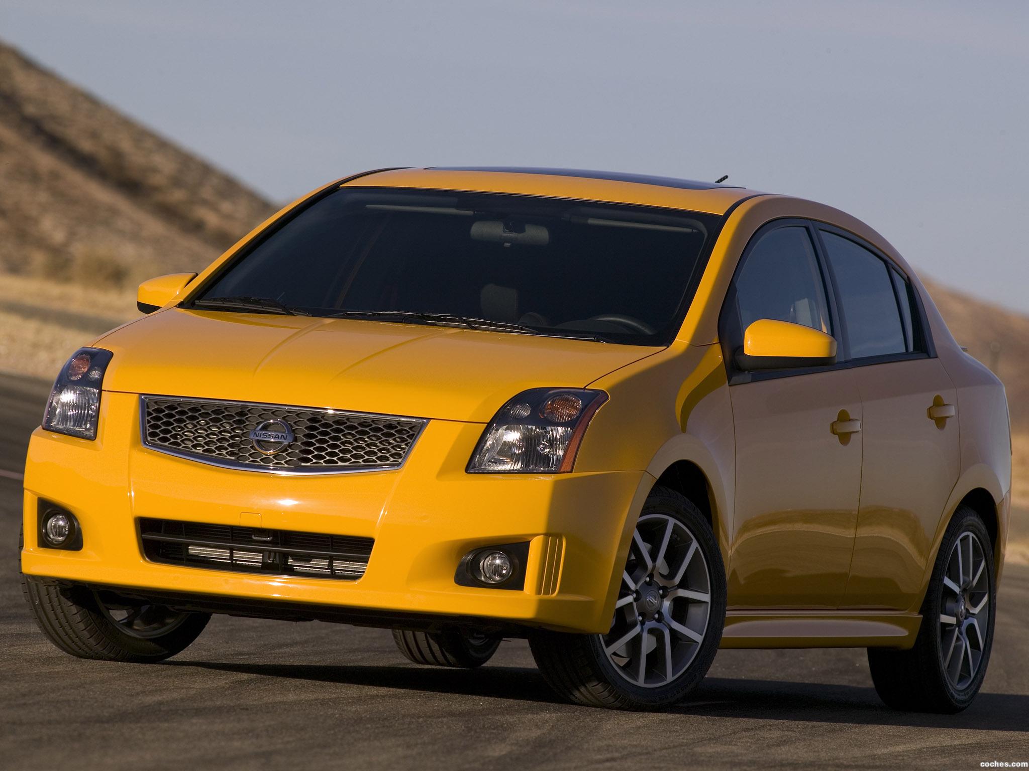 Fotos de Nissan Sentra SE-R Spec V 2008