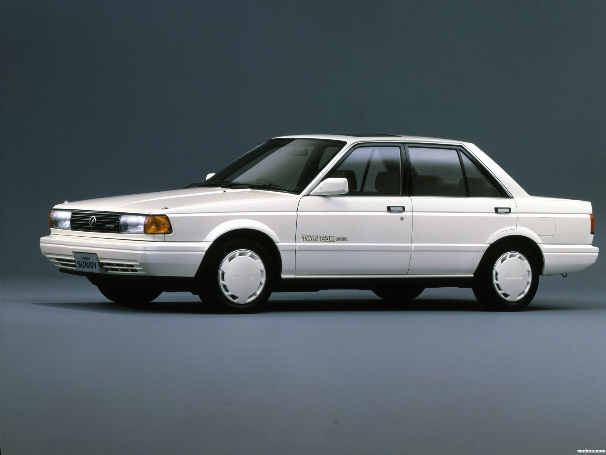 Fotos de Nissan Sunny B12 1987