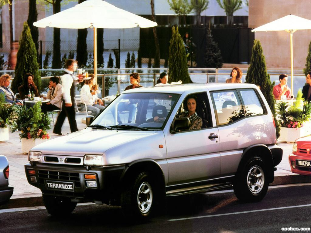 Fotos De Nissan Terrano Ii 3 Puertas R20 1993
